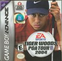 Cover zu Tiger Woods 2004 - Game Boy Advance