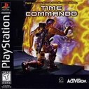 Cover zu Time Commando - PlayStation