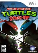 Cover zu TMNT: Smash Up - Wii