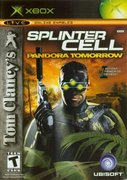 Cover zu Splinter Cell 2: Pandora Tomorrow - Xbox