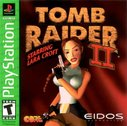 Cover zu Tomb Raider II: The Dagger of Xian - PlayStation