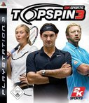 Cover zu Top Spin 3 - PlayStation 3