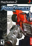 Cover zu TransFormers - PlayStation 2