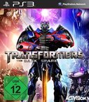 Cover zu Transformers: The Dark Spark - PlayStation 3