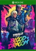 Cover zu Trials of the Blood Dragon - Xbox One