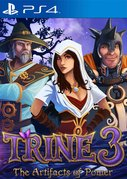 Cover zu Trine 3: The Artifacts of Power - PlayStation 4