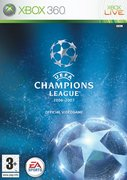 Cover zu UEFA Champions League 2006-2007 - Xbox 360