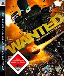 Cover zu Wanted: Weapons of Fate - PlayStation 3