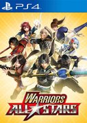 Cover zu Warriors All-Stars - PlayStation 4