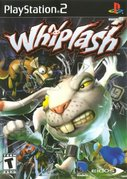 Cover zu Whiplash - PlayStation 2