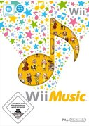Cover zu Wii Music - Wii