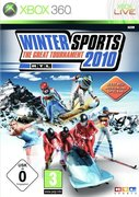 Cover zu Winter Sports 2010 - Xbox 360