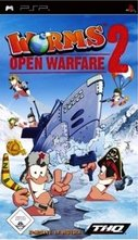 Cover zu Worms: Open Warfare 2 - PSP