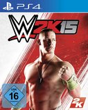 Cover zu WWE 2K15 - PlayStation 4