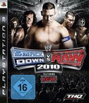 Cover zu WWE Smackdown vs. RAW 2010 - PlayStation 3