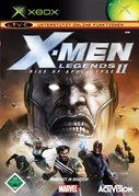 Cover zu X-Men Legends II: Rise of Apocalypse - Xbox