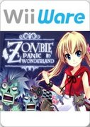 Cover zu Zombie Panic in Wonderland - Wii