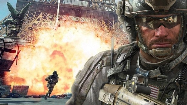 Test-Video zu Modern Warfare 3