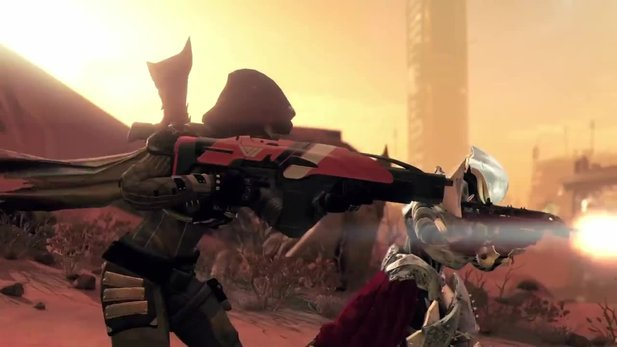 Destiny - Trailer zum Release des »Refer-a-Friend«-Programms
