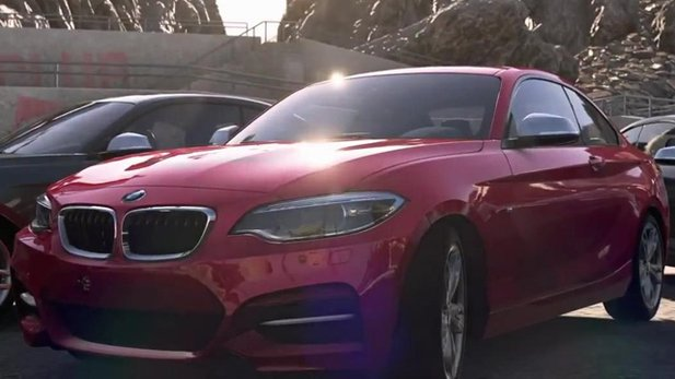 Driveclub - Ingame-Trailer zeigt BMW 2er Coupé