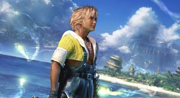 Final Fantasy X: Hauptdarsteller Tidus