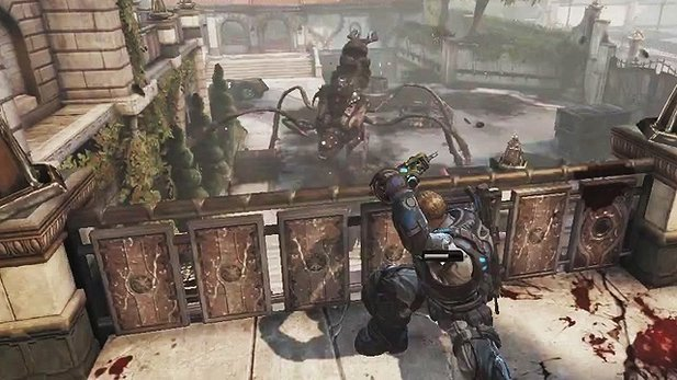Gears of War: Judgment - Kampagne: Mansion