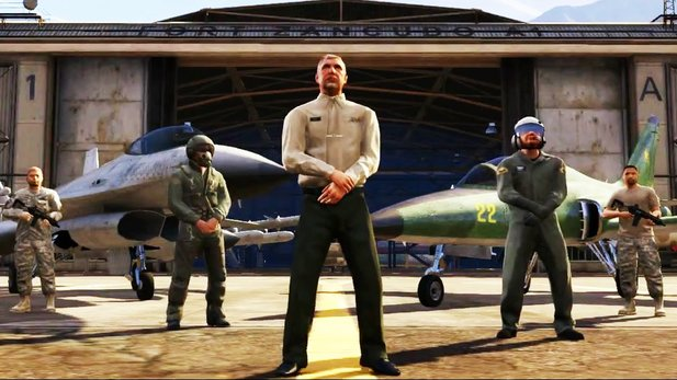 »San Andreas Flight School Update« für GTA 5