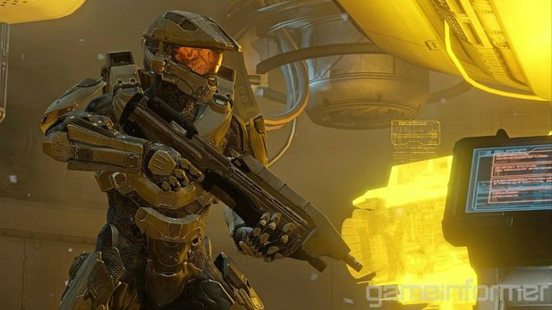 Der Master Chief in Halo 4