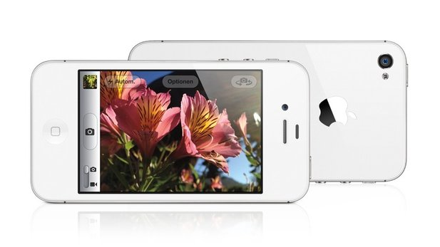 Apple iPhone 4S Kamera