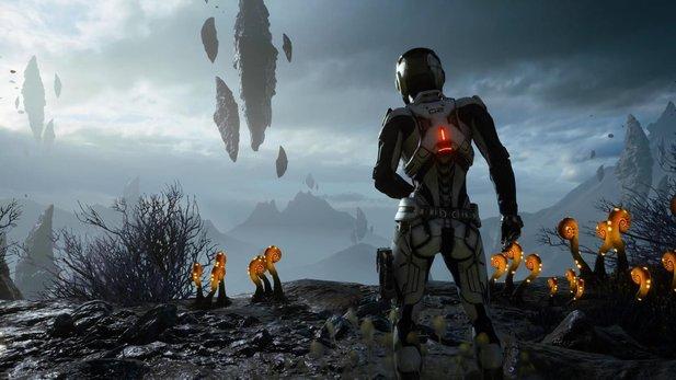 Nicht jede Welt in Mass Effect: Andromeda meint es gut mit Ryder