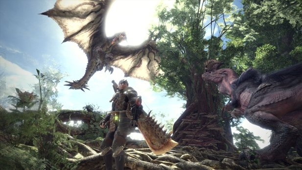 Monster Hunter World wird keine Open World bieten.