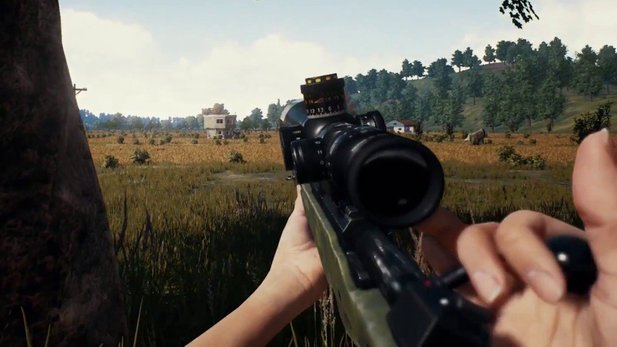 Update 8 für Playerunknown's Battlegrounds ist live.