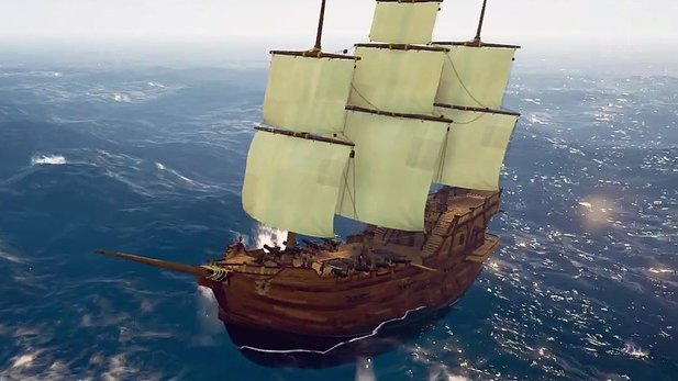 Sea of Thieves - Seeschlachten im Gamescom-Trailer