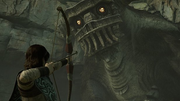 Shadow of the Colossus - Testvideo zum PS4-Remake