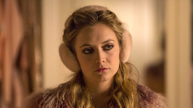 Carrie Fishers Tochter Billie Lourd in der Serie Scream Queens.