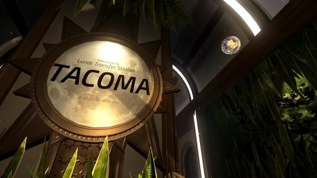 Tacoma - Ingame-Trailer zum Action-Adventure