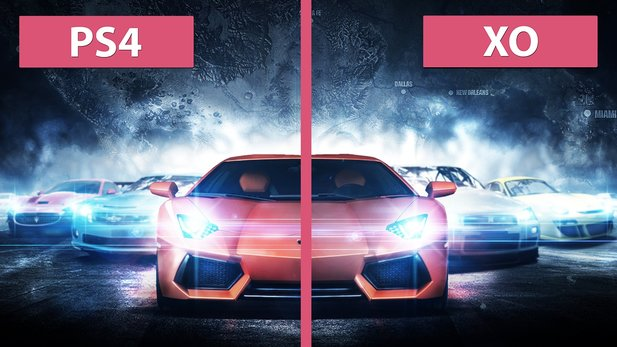 The Crew - Grafikvergleich: PS4- gegen Xbox-One-Version