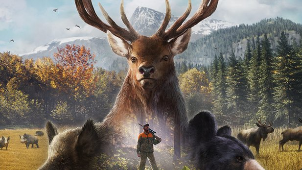 The Hunter: Call of the Wild für PS4 und Xbox One im Test.