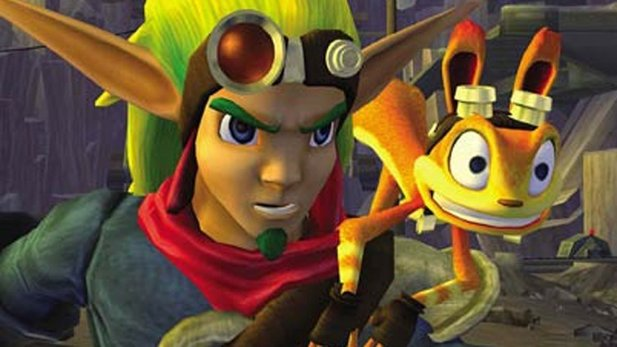 Jak and Daxter Trilogy - Test-Video (PS3)