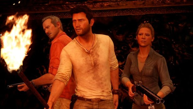 Test-Video von Uncharted 3