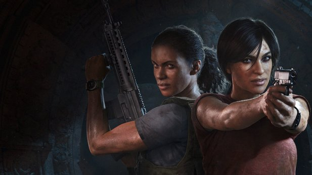 Uncharted: The Lost Legacy ist im Wochenend-Sale des PlayStation Stores.