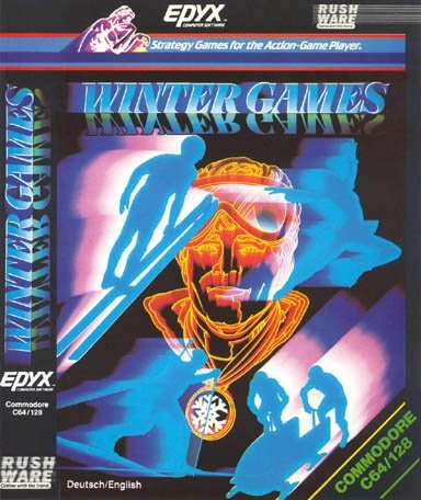 Winter Games (Epyx, 1985)