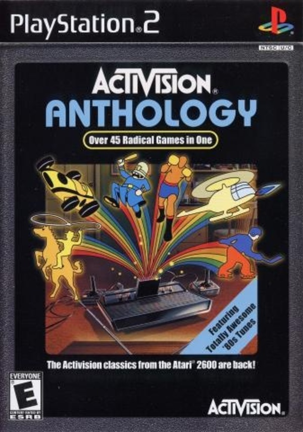 Cover zu Activision Anthology