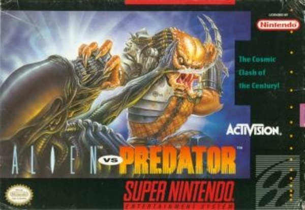Cover zu Alien Vs Predator