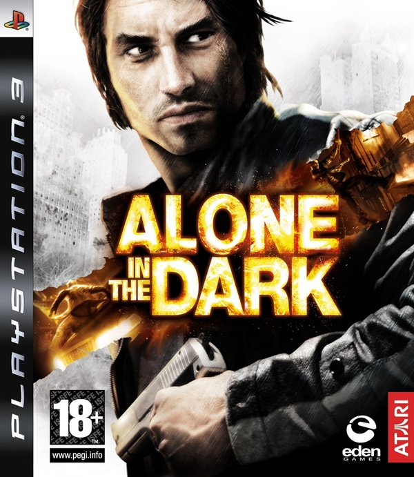 Cover zu Alone in the Dark: Inferno