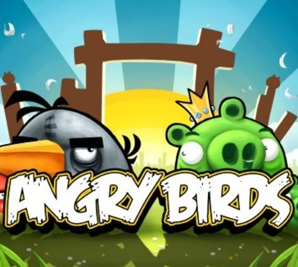 Cover zu Angry Birds