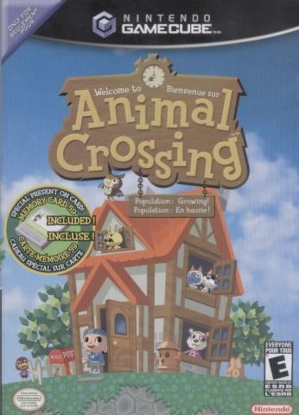 Cover zu Animal Crossing