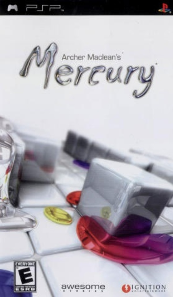 Cover zu Archer Maclean's Mercury