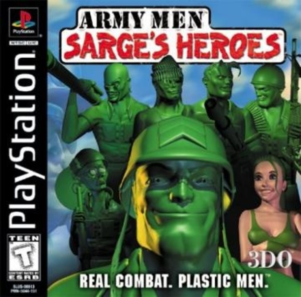 Cover zu Army Men: Sarge's Heroes