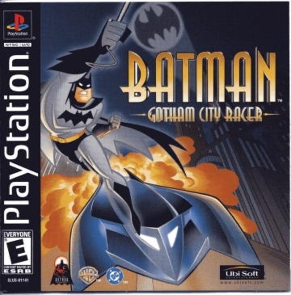 Cover zu Batman: Gotham City Racer